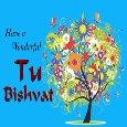 A Wonderful Tu Bishvat Ecard.