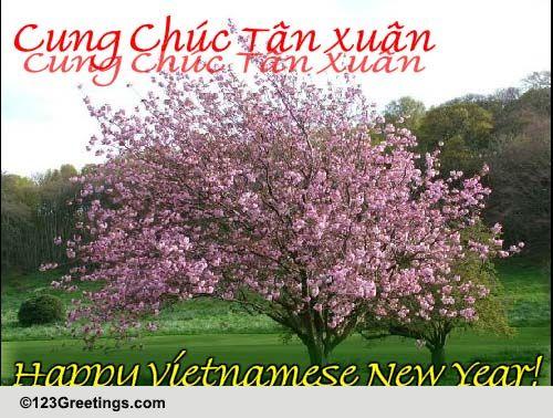 Happy Vietnamese New Year. Free Vietnamese New Year eCards ...