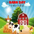 Come Celebrate Barn Day!