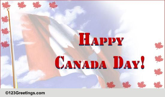 Canada Day Cards Free Canada Day Ecards Greeting Cards