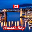 Celebrate The Glory Of Canada!
