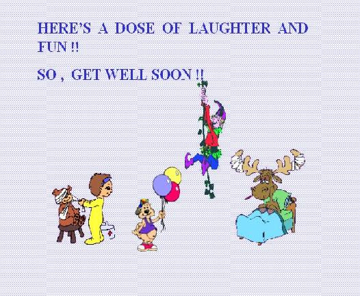 Get Well Soon!!