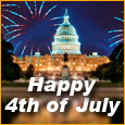 Happy 4th Of July Celebrations!