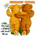 Friendship Festival Card For You.