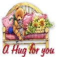 A Flowerful Hug For You.