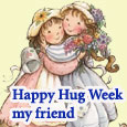 A Big Hug For My Best Friend.