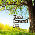 Home : Events : Always Live Better Than Yesterday 2018 [Jul 31] - May Peace, Love & Joy Be With You.