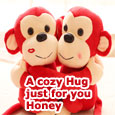 A Warm & Cozy Hug Just For You Honey.