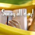 Home : Events : National Hammock Day 2018 [Jul 22] - Grab A Book And Sway All Day!