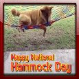 Home : Events : National Hammock Day 2019 [Jul 22] - It's Nice To Take A Rest...