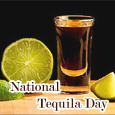 Home : Events : National Tequila Day 2019 [Jul 24] - Let's Celebrate!