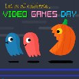 A Nice Video Games Day Card.