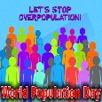 Let Us Stop Overpopulation!