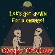 Dancing Aliens!