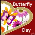 Special Butterfly Day Wishes!