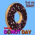 Grab One Donut Today!