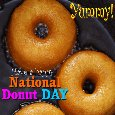 Home : Events : National Doughnut Day 2020 [Jun 5] - Yummy Donuts!