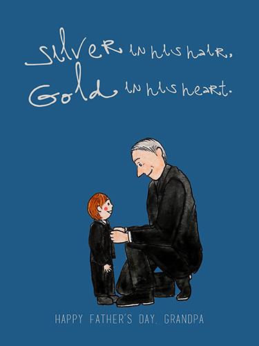 Ich Liebe Dich Großvater