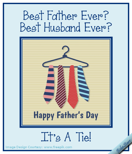 Its A Tie Free Husband eCards Greeting Cards – 123 Greetings Birthday Cards for Father