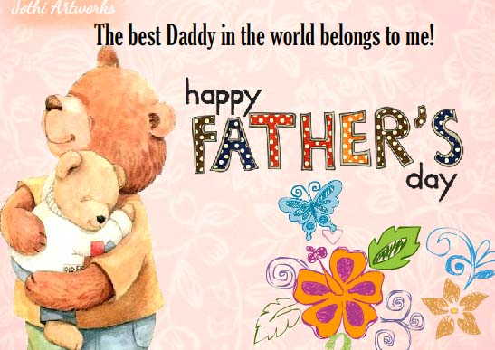 Send Father's Day Card!