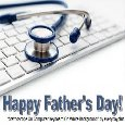 Father's Day For Doctor.