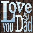 Ahoy, Love You Dad.