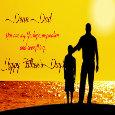 To My Dear Dad.