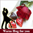 Warm Hug For You Honey!