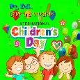 Come And Celebrate Children's Day.