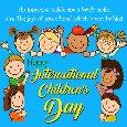 International Childrens Day 2018.