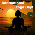 Home : Events : International Yoga Day 2019 [Jun 21] - Health & Happiness On Intl. Yoga Day!