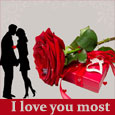 I Love You Most...