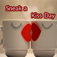Home : Events : Sneak a Kiss Day 2018 [Jun 15] - I Am Going To Kiss You...