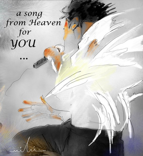 A Song From Heaven For You
