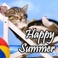 Summer Catnap.