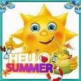 Home : Events : Summer 2018 [Jun 21 - Sep 22] - Hello Summer!