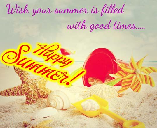 Send Summer Ecard!