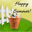 Summer Wishes And Blessings!