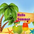 Happy Summer Ecard!