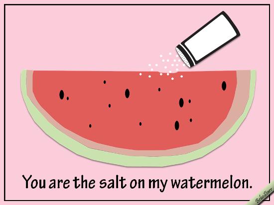 I'm Your Melon.