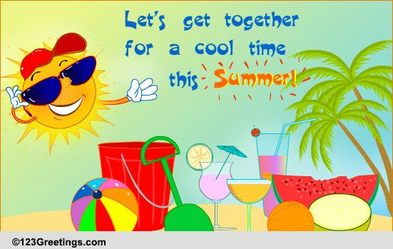 let u0026 39 s get together    free invitations ecards  greeting