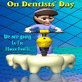 Dentists' Day Card For You.