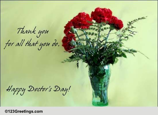 your caring ways    free doctor u0026 39 s day ecards  greeting