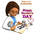 Home : Events : Doctor's Day 2018 [Jul 1] - A Happy Doctor's Day Card.