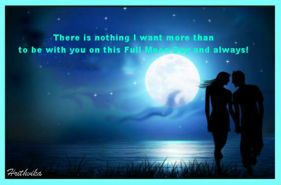 There Is Nothing I Want...