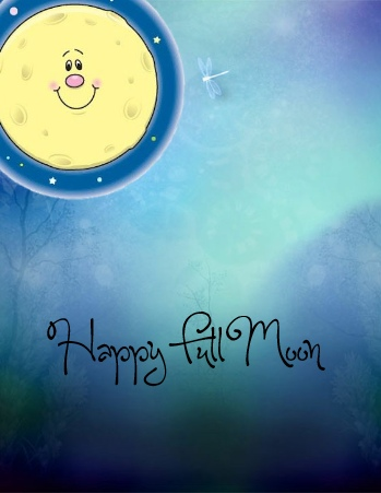 Happy Moon!