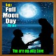 Home : Events : Full Moon Day 2018 [Apr 30] - You Are My Only Love.