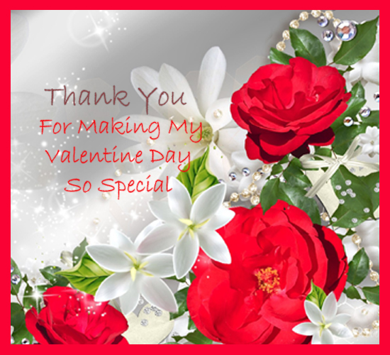 Thanks For Making My Day Special. Free Thanks for a Great ...