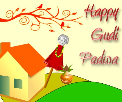 Gudi Padwa Greetings.