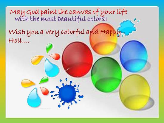 Loving Holi Greetings For Loved Ones.